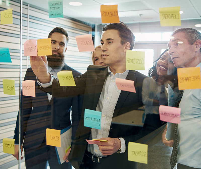 Group Dynamics, Ideating, and Brainstorming